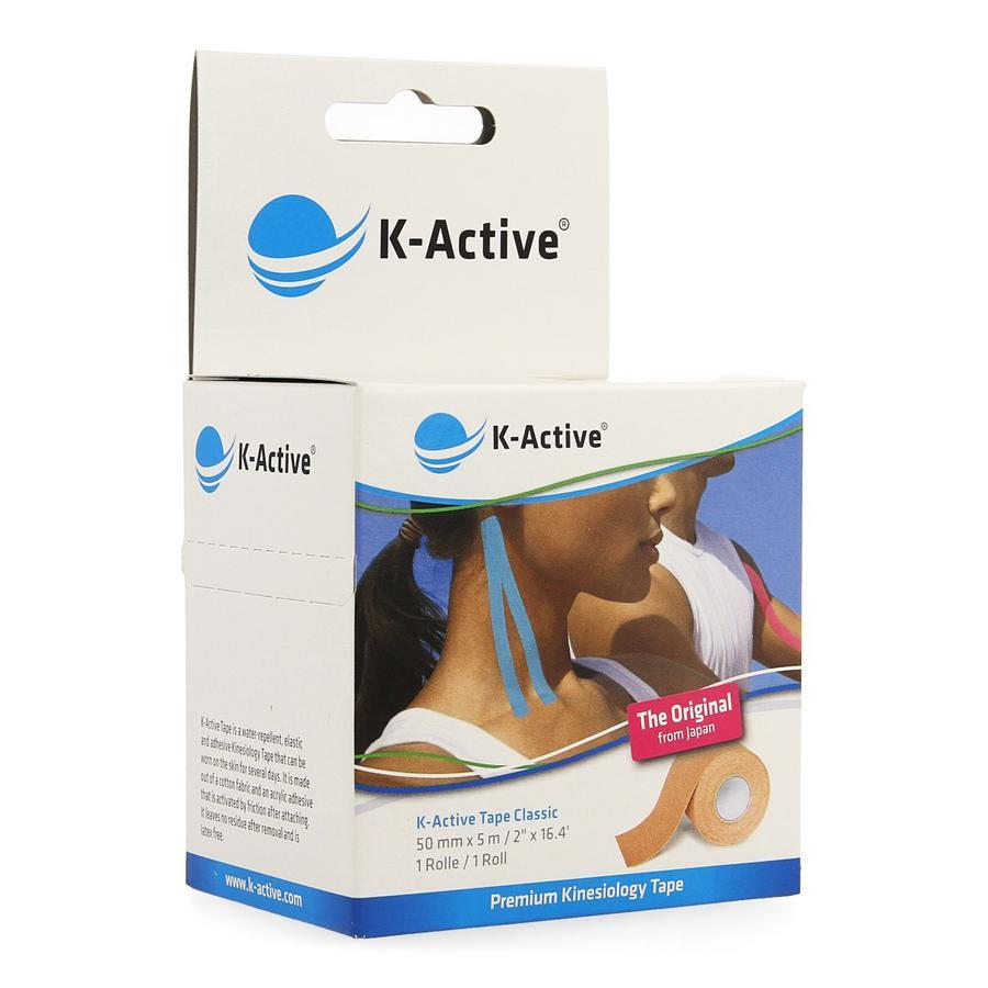 Image of K-Active Tape Classic 5cmx5m