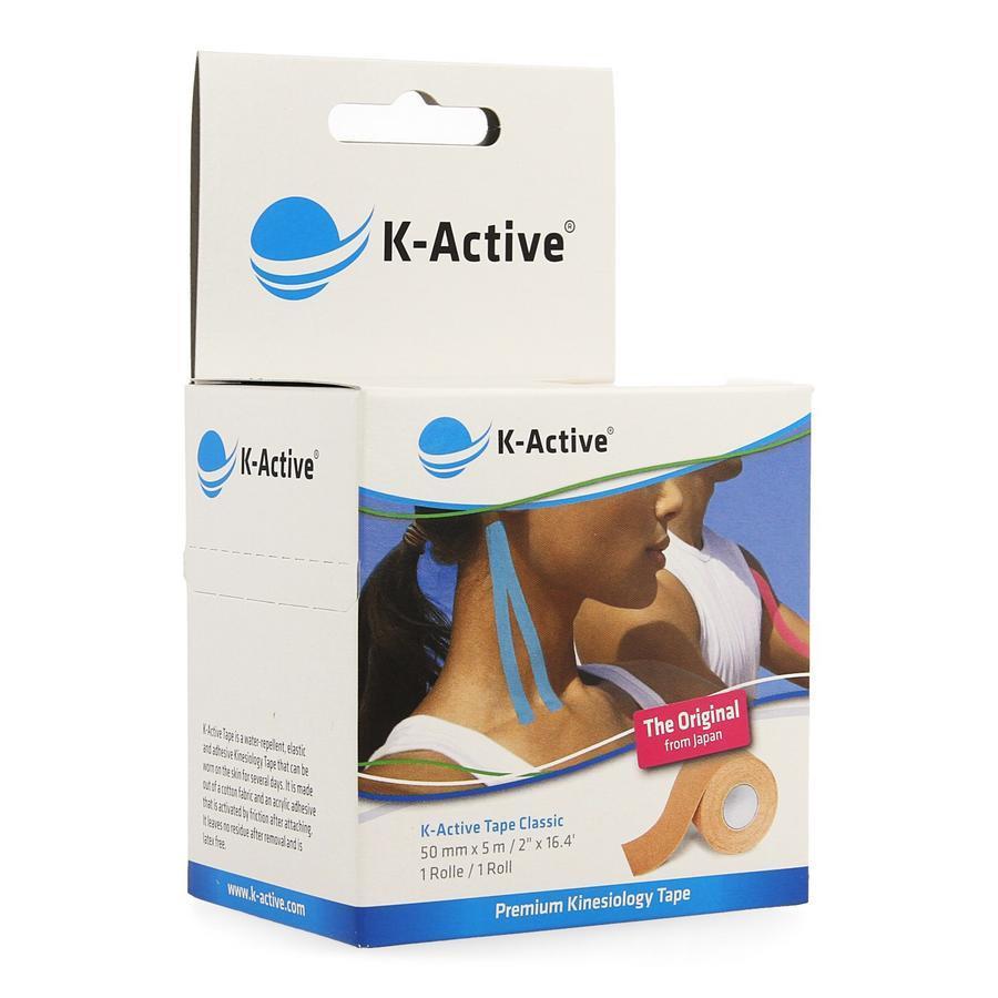 Image of K-Active Tape Classic 5cmx5m
