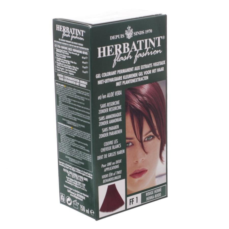 Herbatint Ff 1 Henna Red 140ml