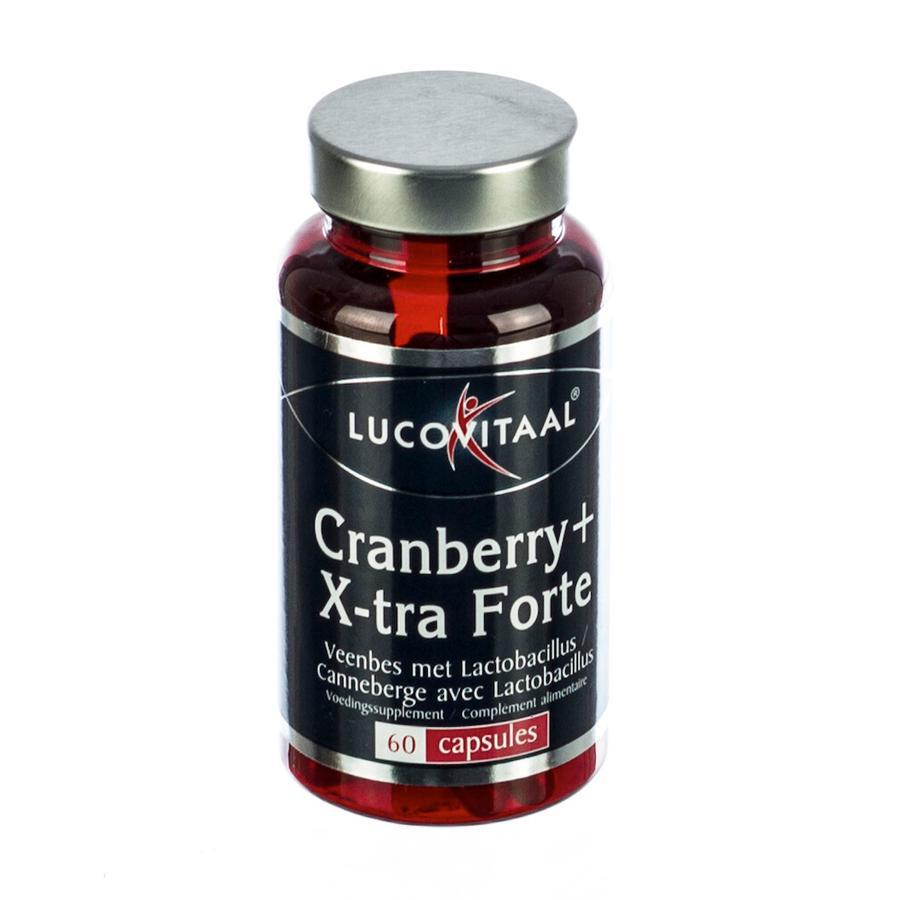 Image of Lucivitaal Cranberry+ X-tra Forte