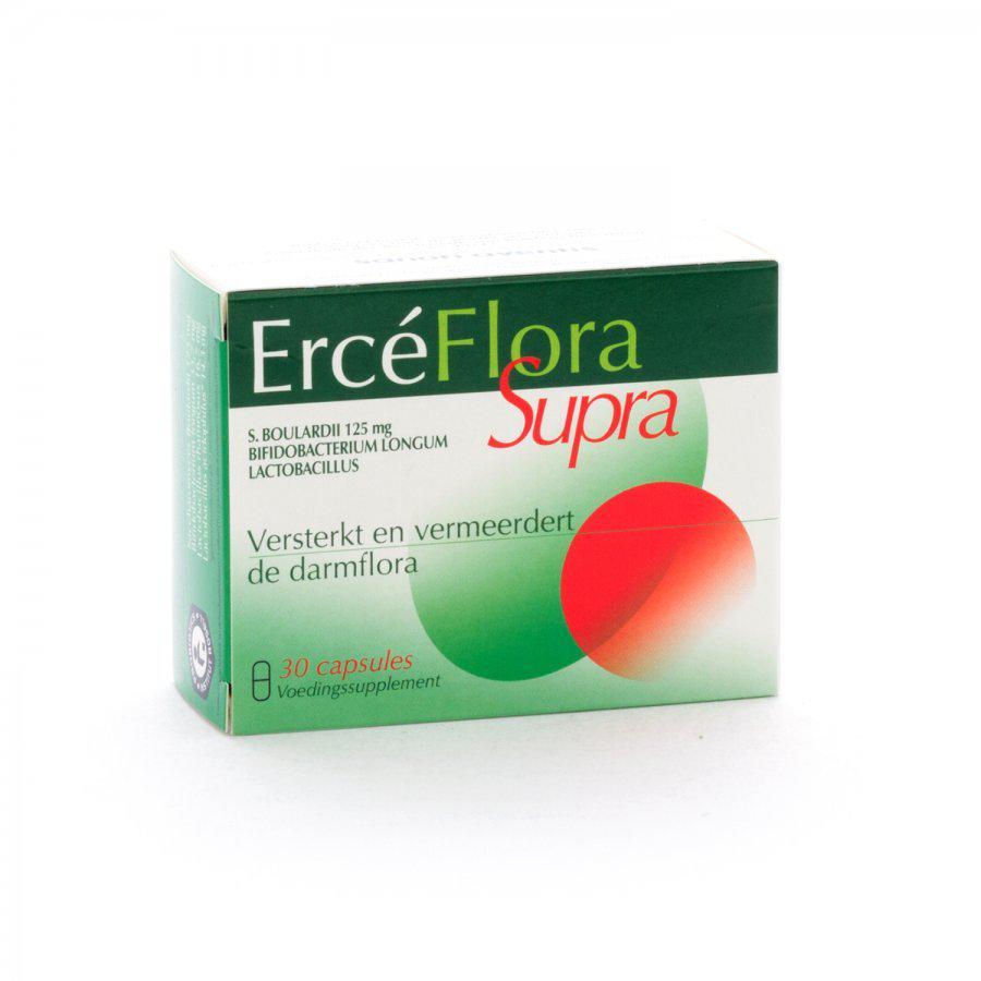 Erceflora Supra 125mg