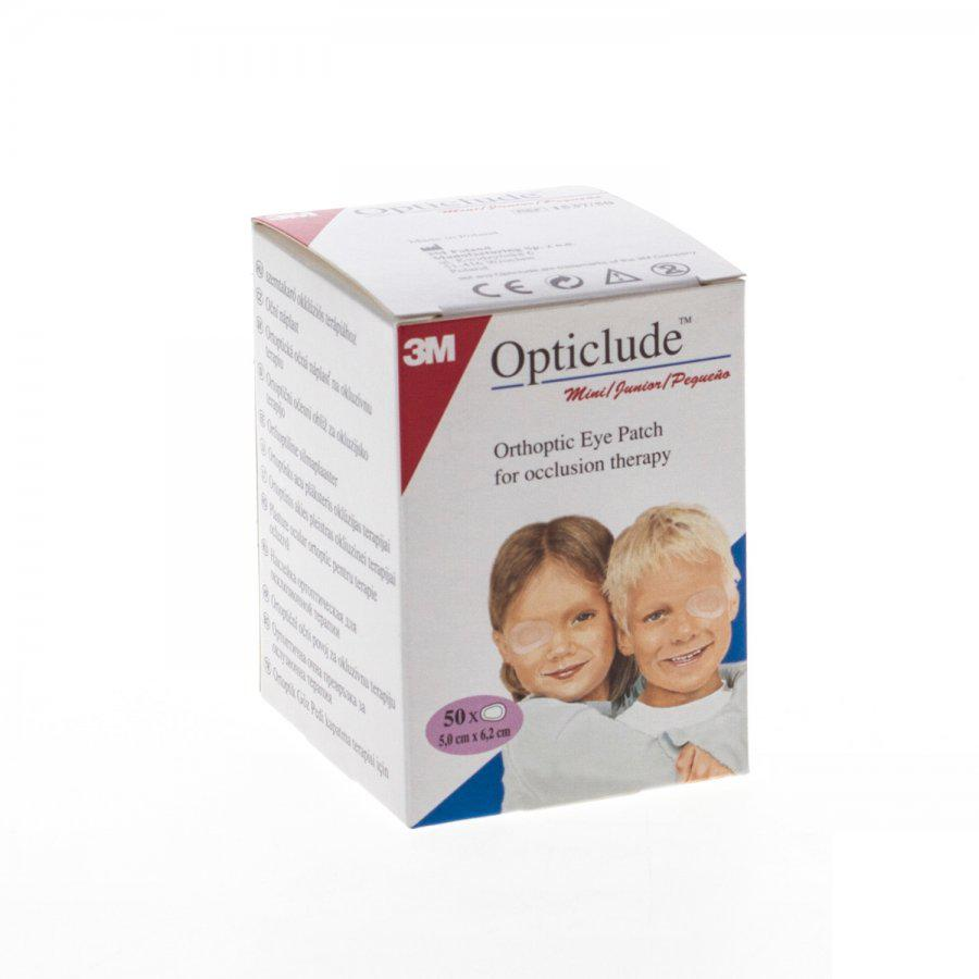 Opticlude junior 63mm x 48mm