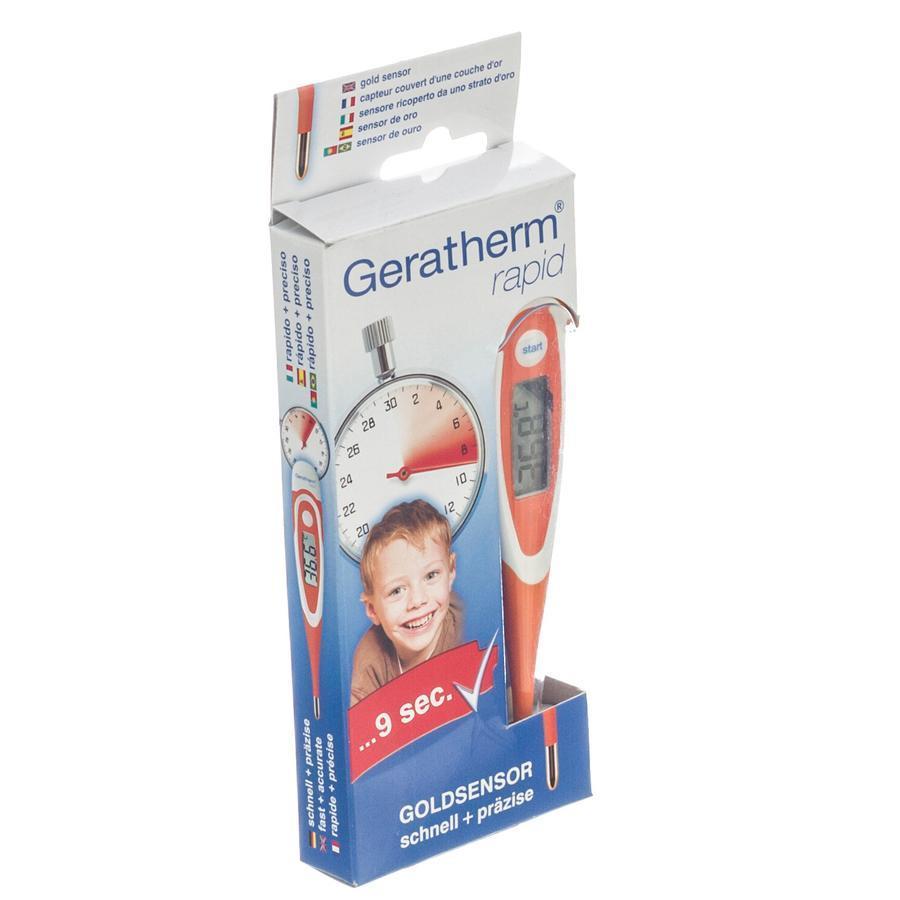 Geratherm Rapid 9 seconden digitale thermometer