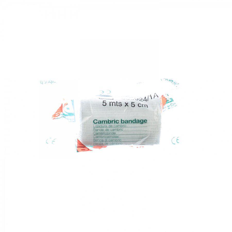 Image of Cambric bandage 5cmx5m