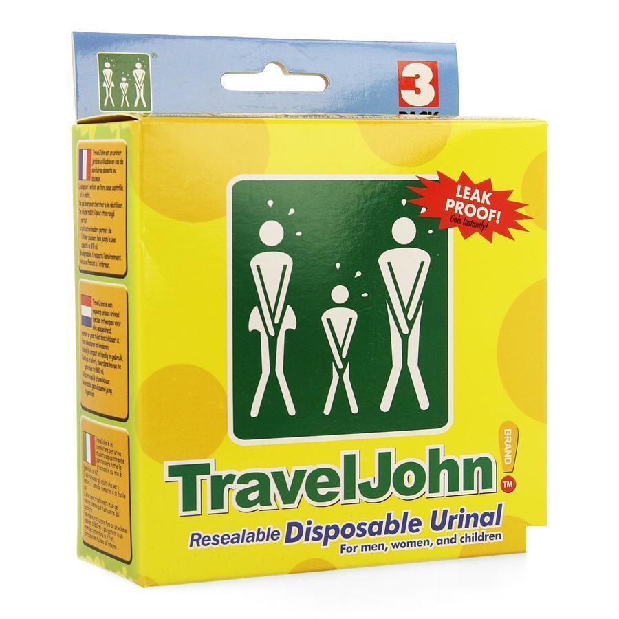 Image of Travel John Urinal