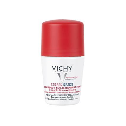 Vichy Anti-Transpiratie Deodorant Excessive Stressweerstand Roll-On 50ml