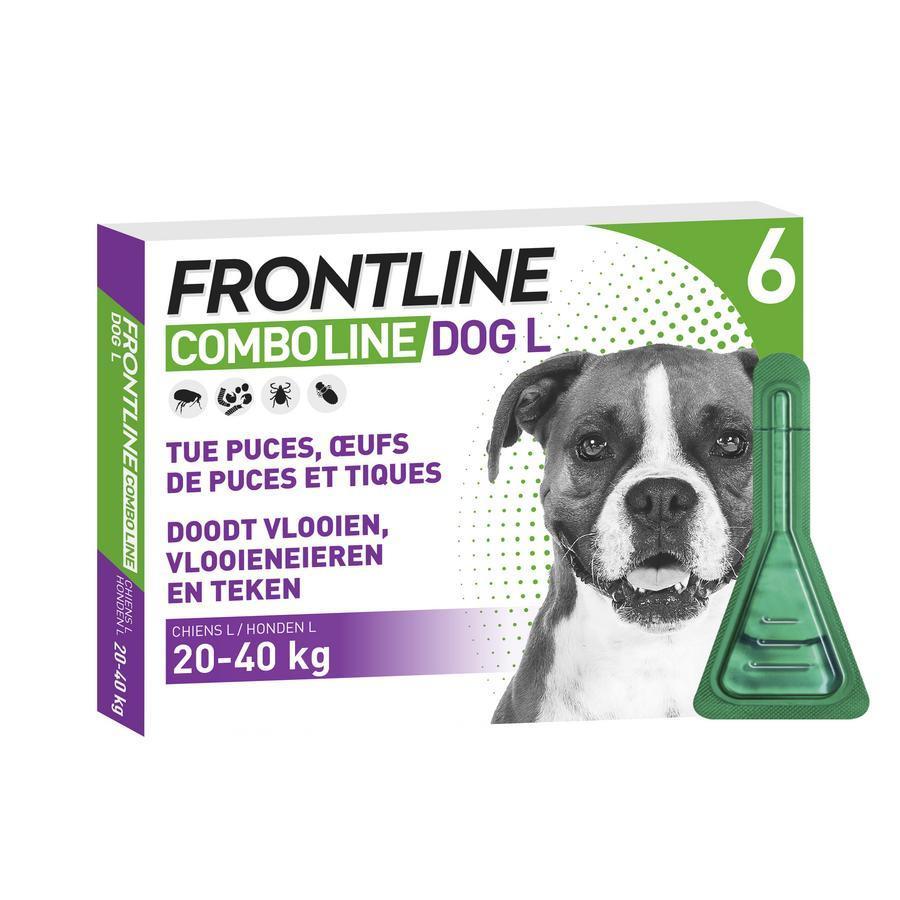 Image of Frontline Combo Line Chien L 20-40kg