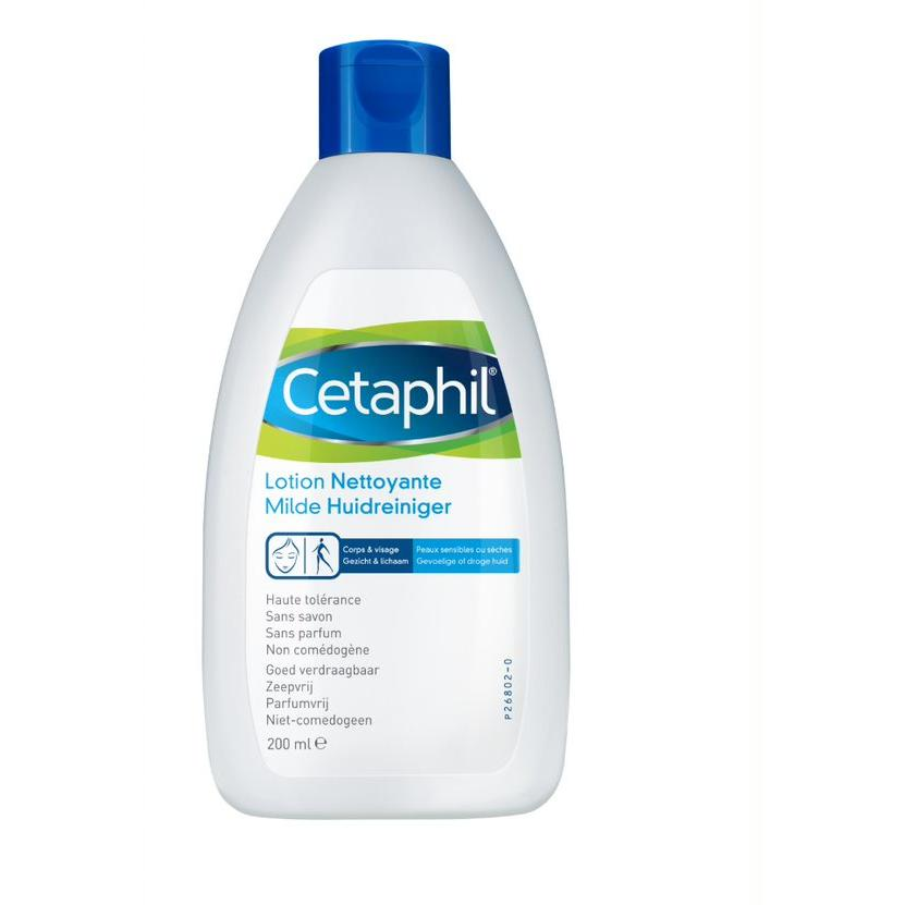 Image of Cetaphil lotion oil free