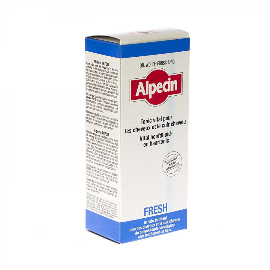 Image of Alpecin fresh lotion