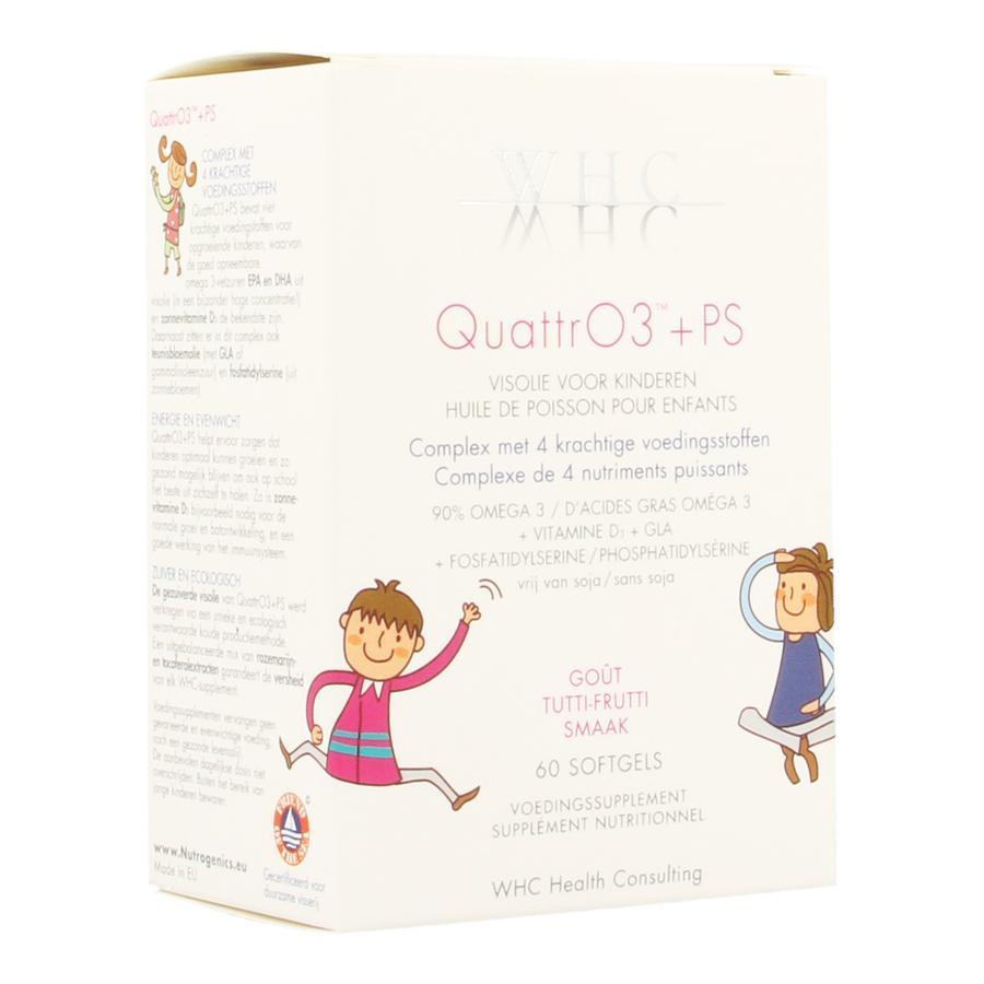 Image of WHC QuattrO3 + PS