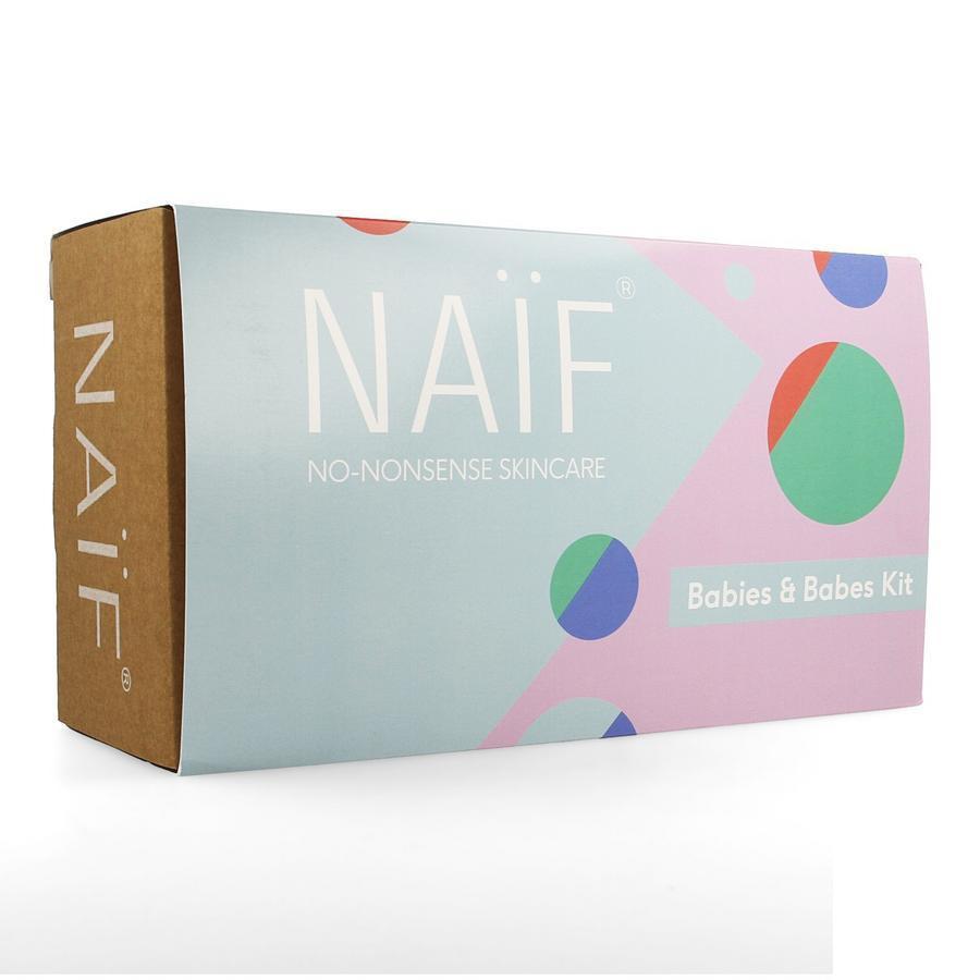 Image of Naif coffret cadeau Babies & Babes