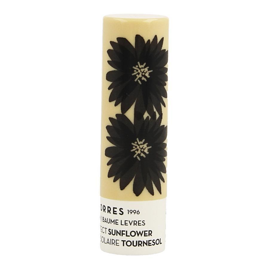 Image of Korres baume lèvres tournesol protection solaire SPF20