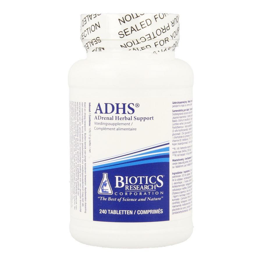Image of Biotics ADHS