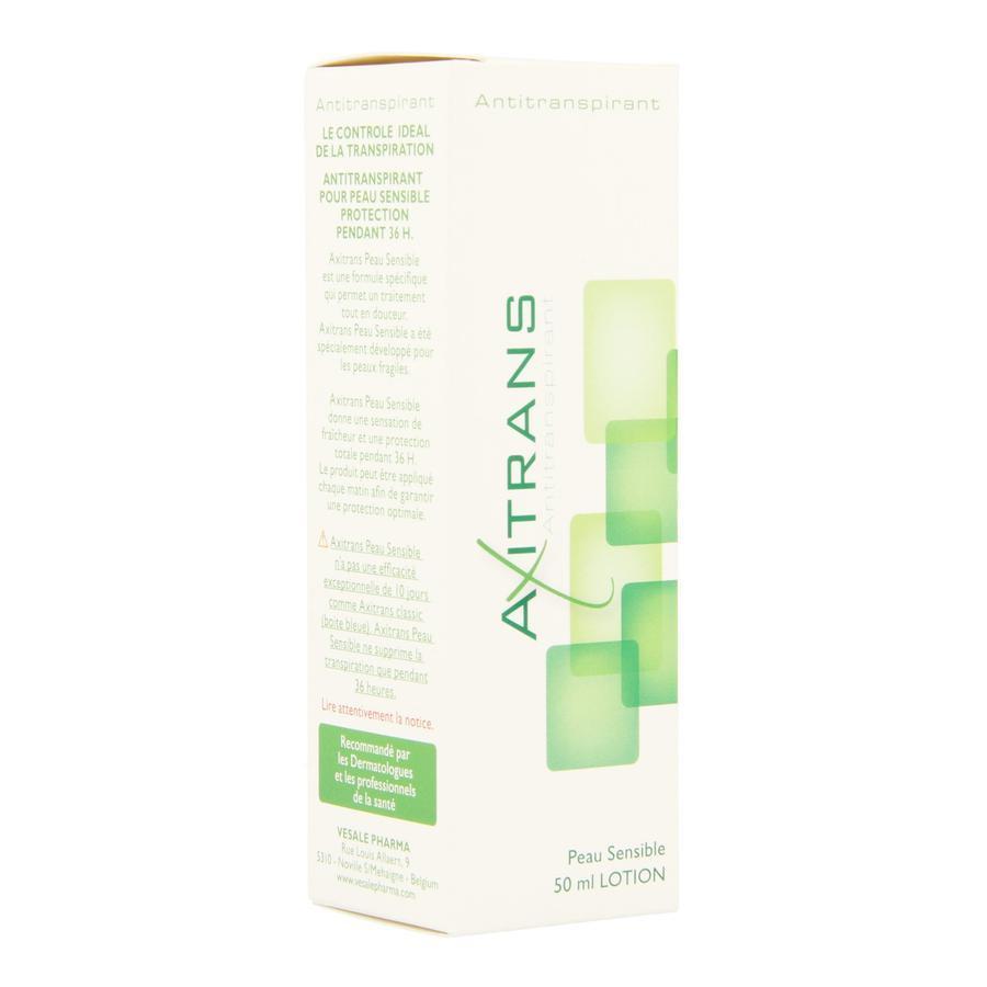 Image of Axitrans antiperspirant peau sensible