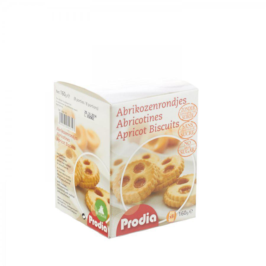 Image of Prodia abricotines biscuit