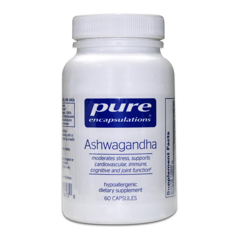 Image of Pure Encapsulations Ashwagandha