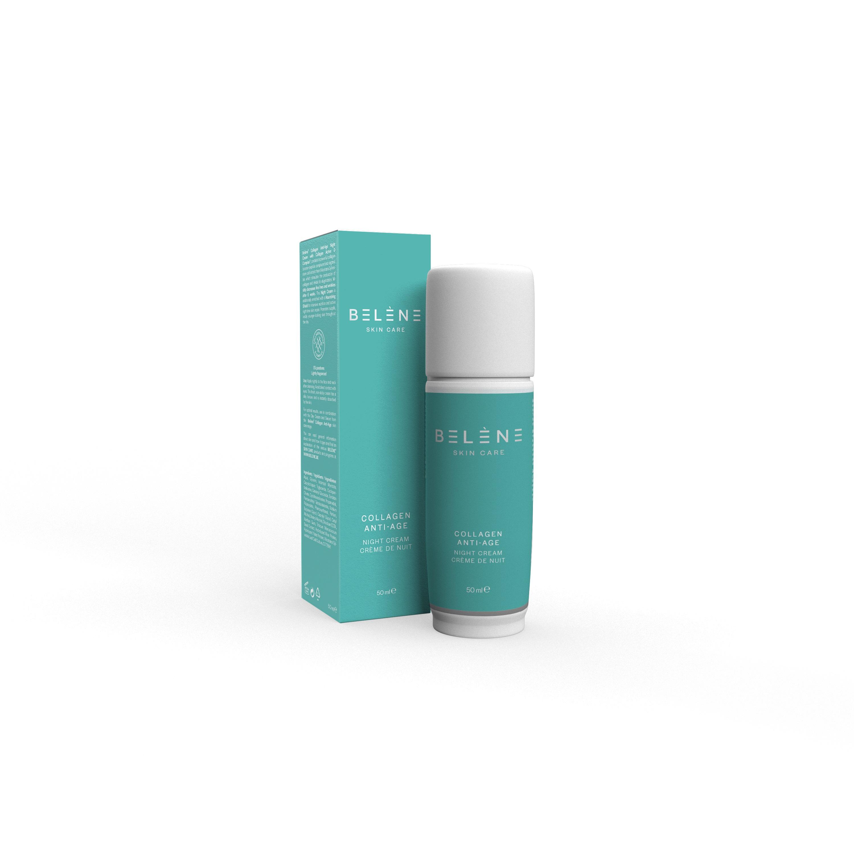 Image of Belène Collagen Anti-age Night cream