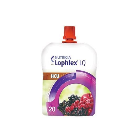 Image of Nutricia Lophlex LQ 20 juicy fruits des bois