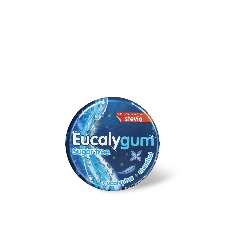 Image of Eucalygum gommes sans sucre