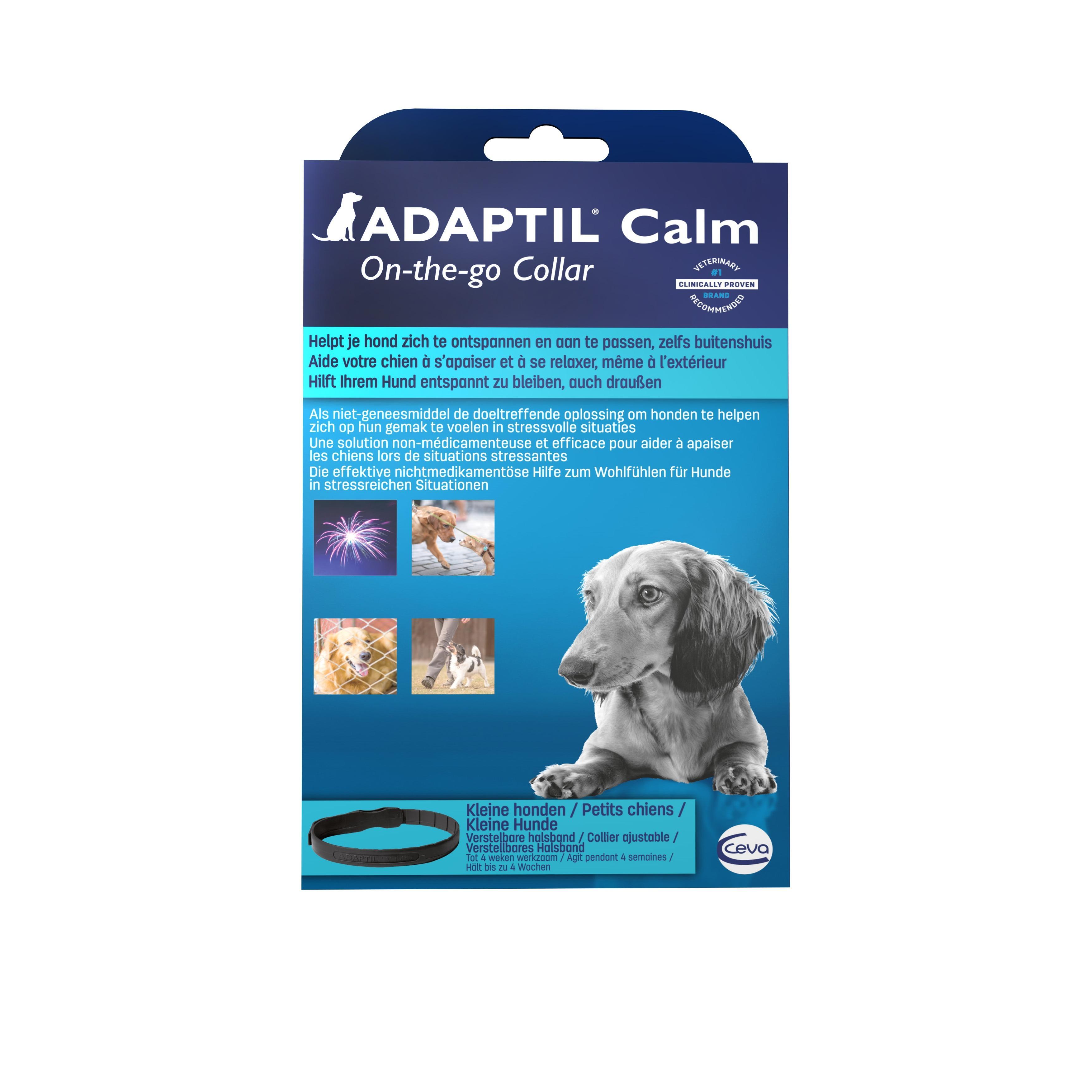 Image of Adaptil collier 45cm chiots et petits chiens