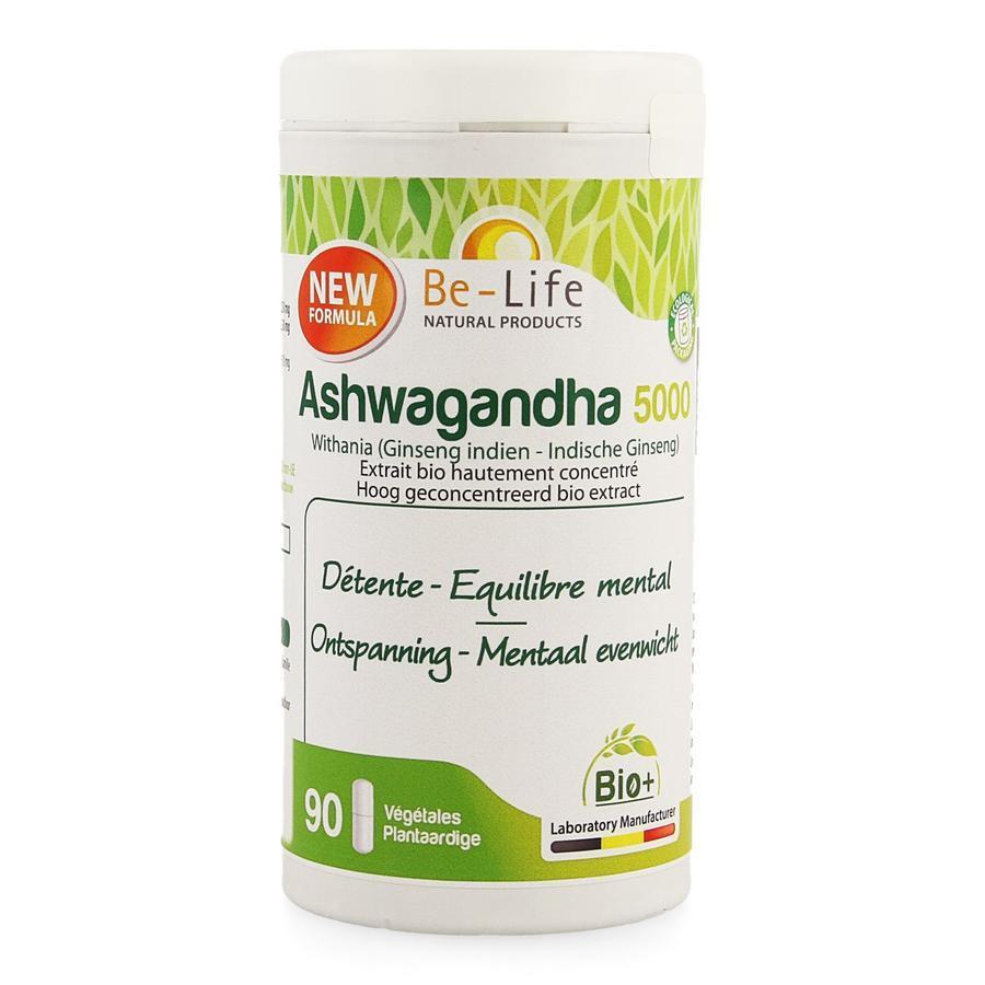 Image of Be-Life Ashwagandha 5000