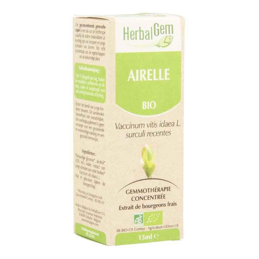 Image of Herbalgem airelle