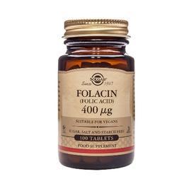 Solgar Folacin 400 µg
