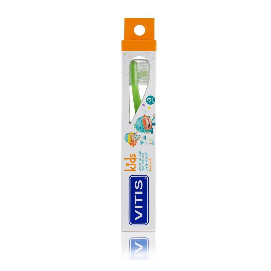 Image of Vitis Brosse à dents enfants +3 ans