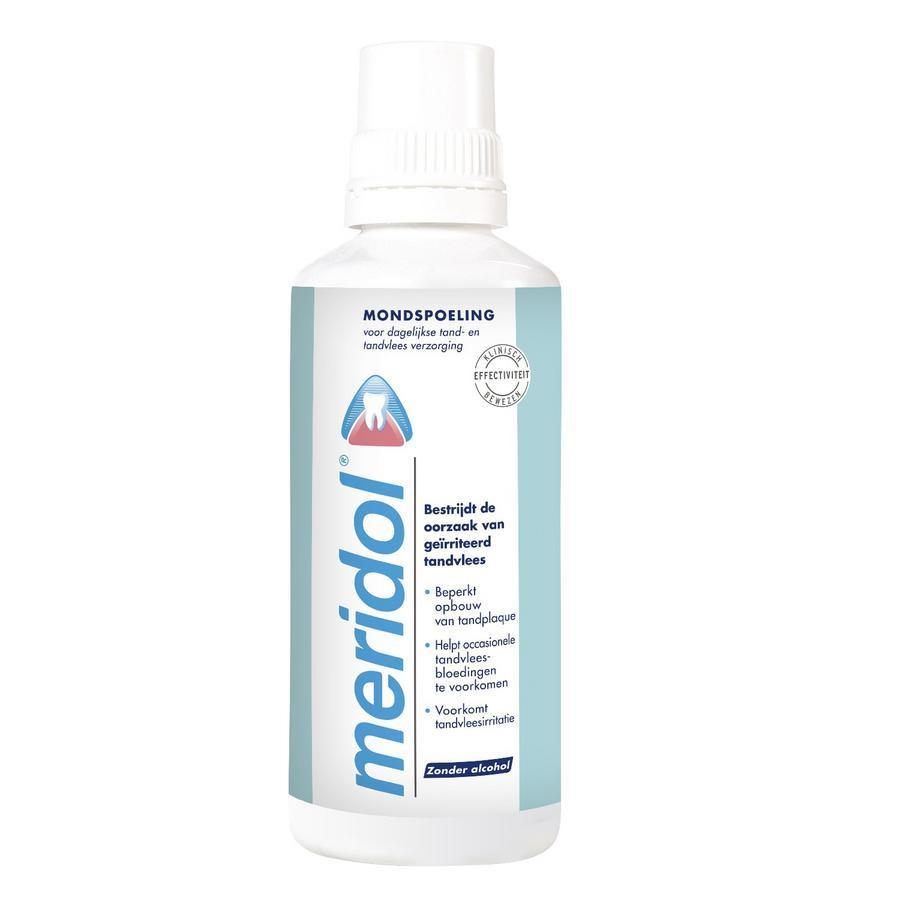 Image of Meridol eau buccale