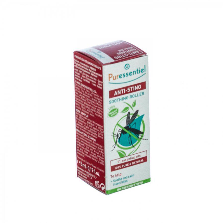Image of Puressentiel Insectenbeten roller