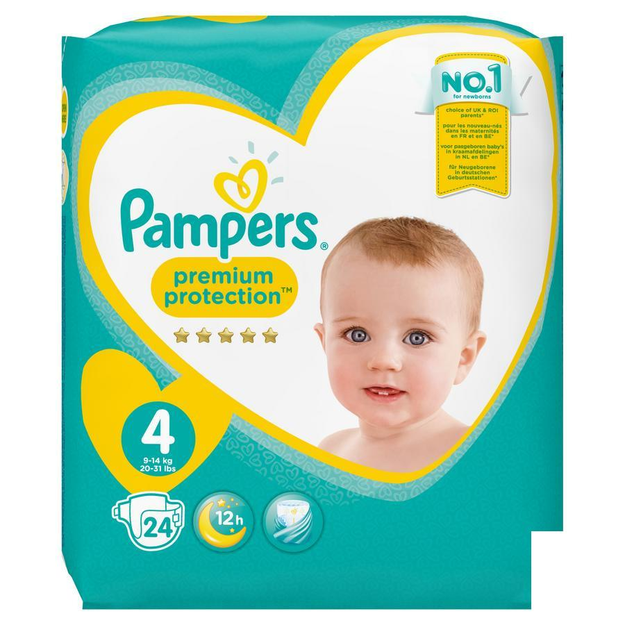 Image of Pampers Premium Protection M4