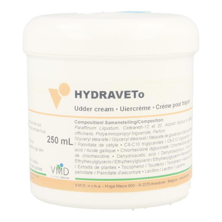 Image of Hydroveto Crème pour Trayon 250ml Vmd