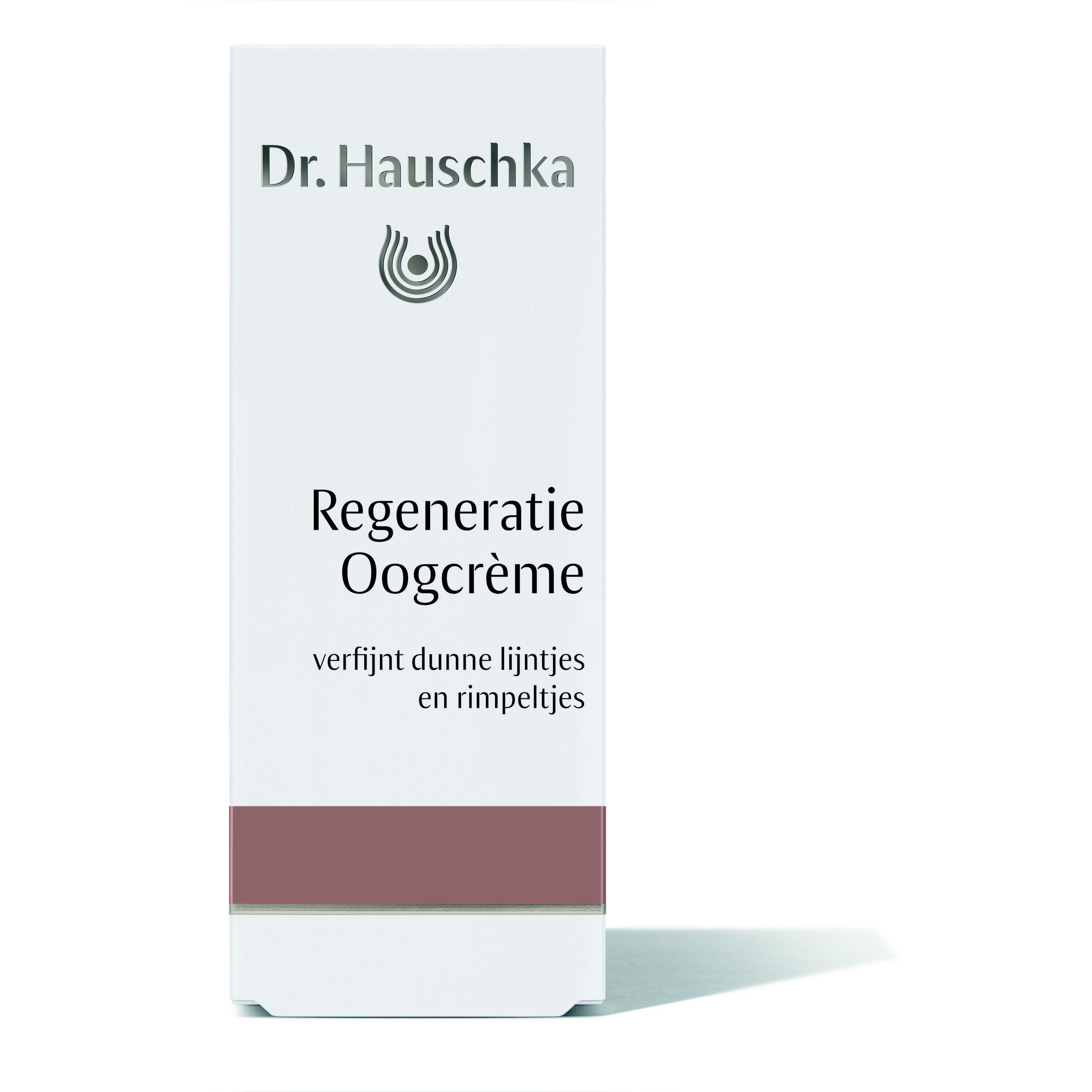 Dr Hauschka Regeneratie Oogcreme 15 ml