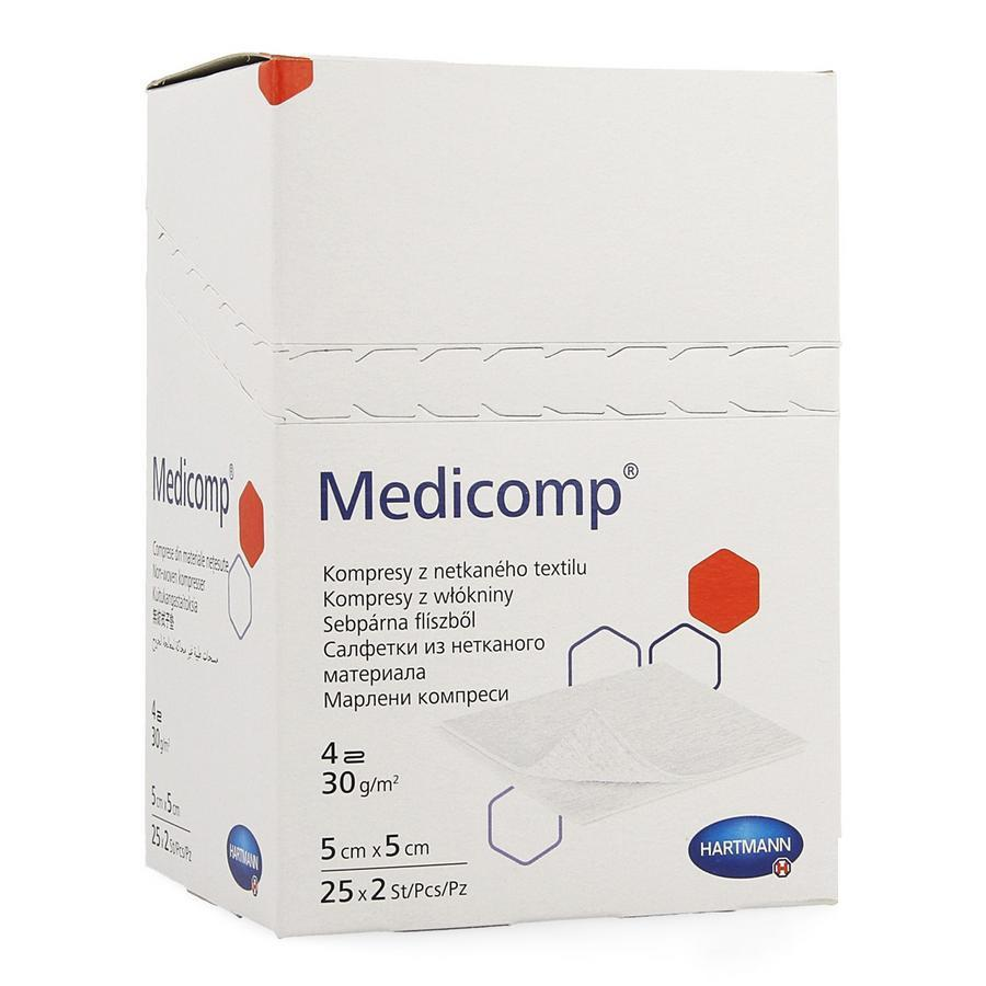 Image of Medicomp kompressen 5x5cm