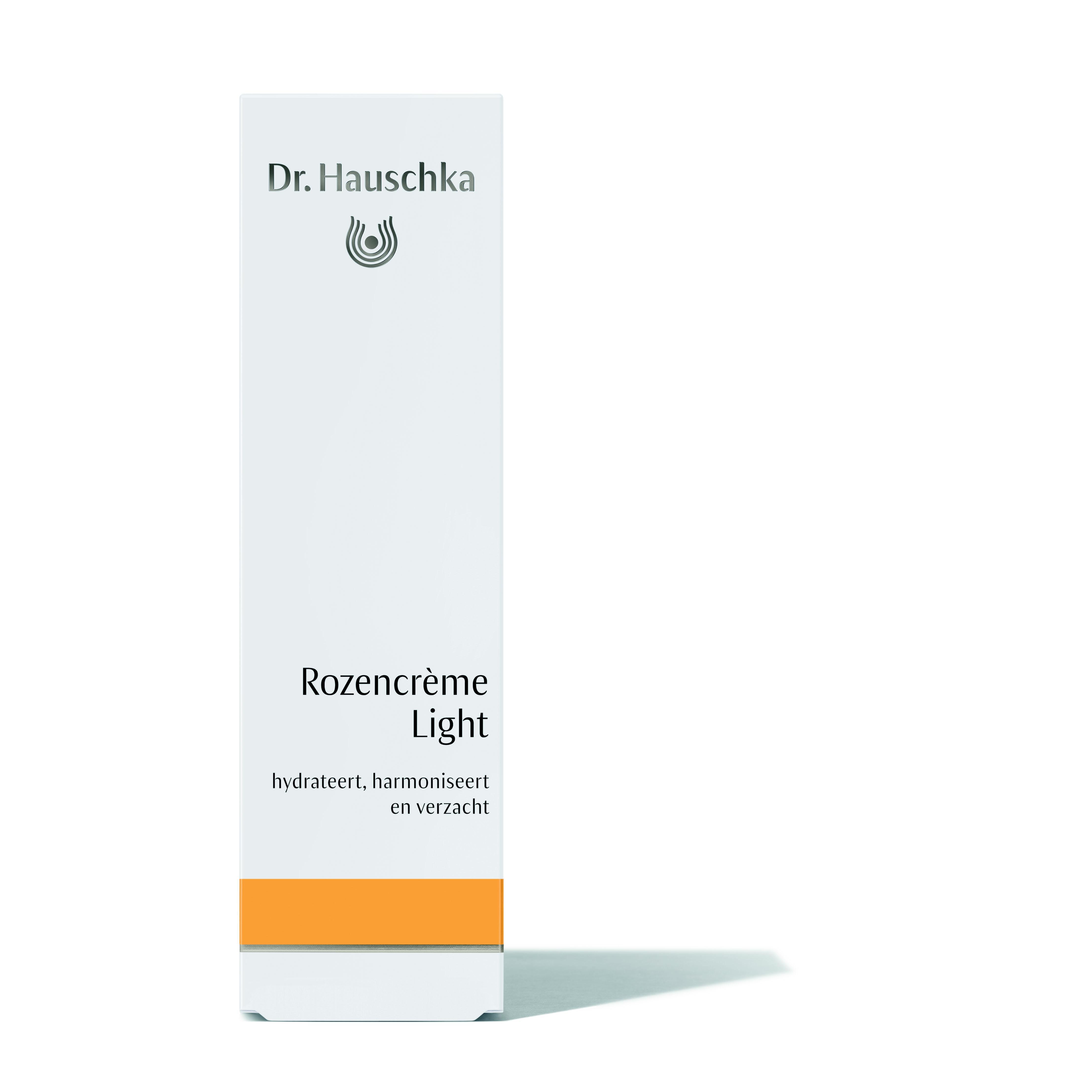 Dr Hauschka Rozencreme Light 30 gram