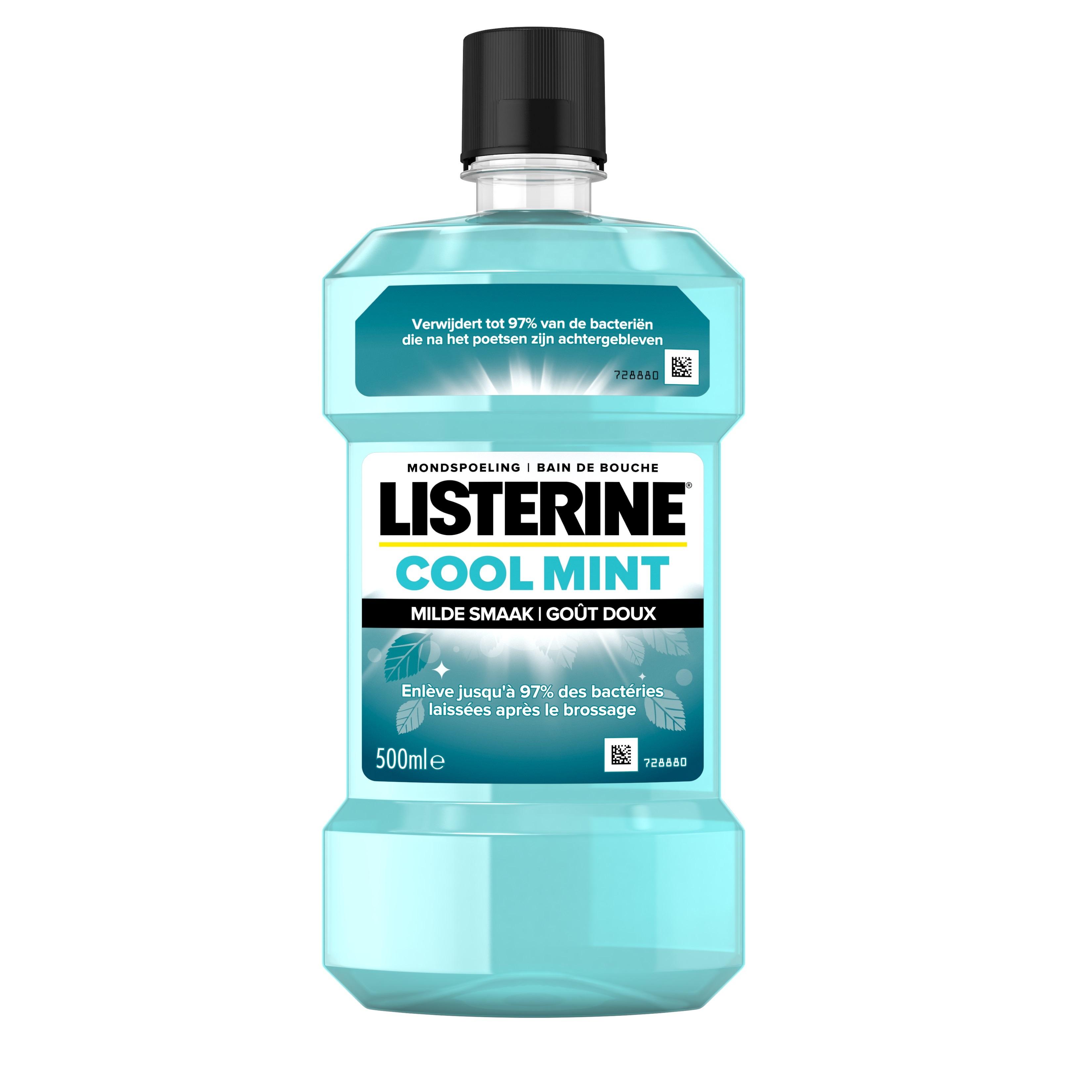 Image of Listerine Coolmint doux zéro