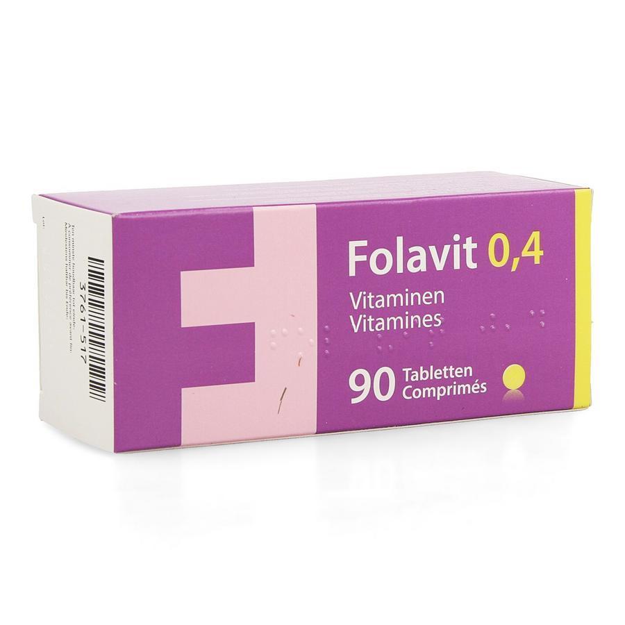 Folavit 0,4mg NF