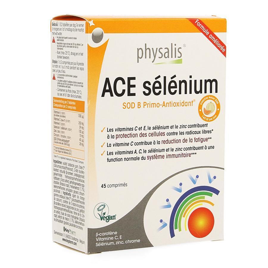 Physalis ACE Selenium