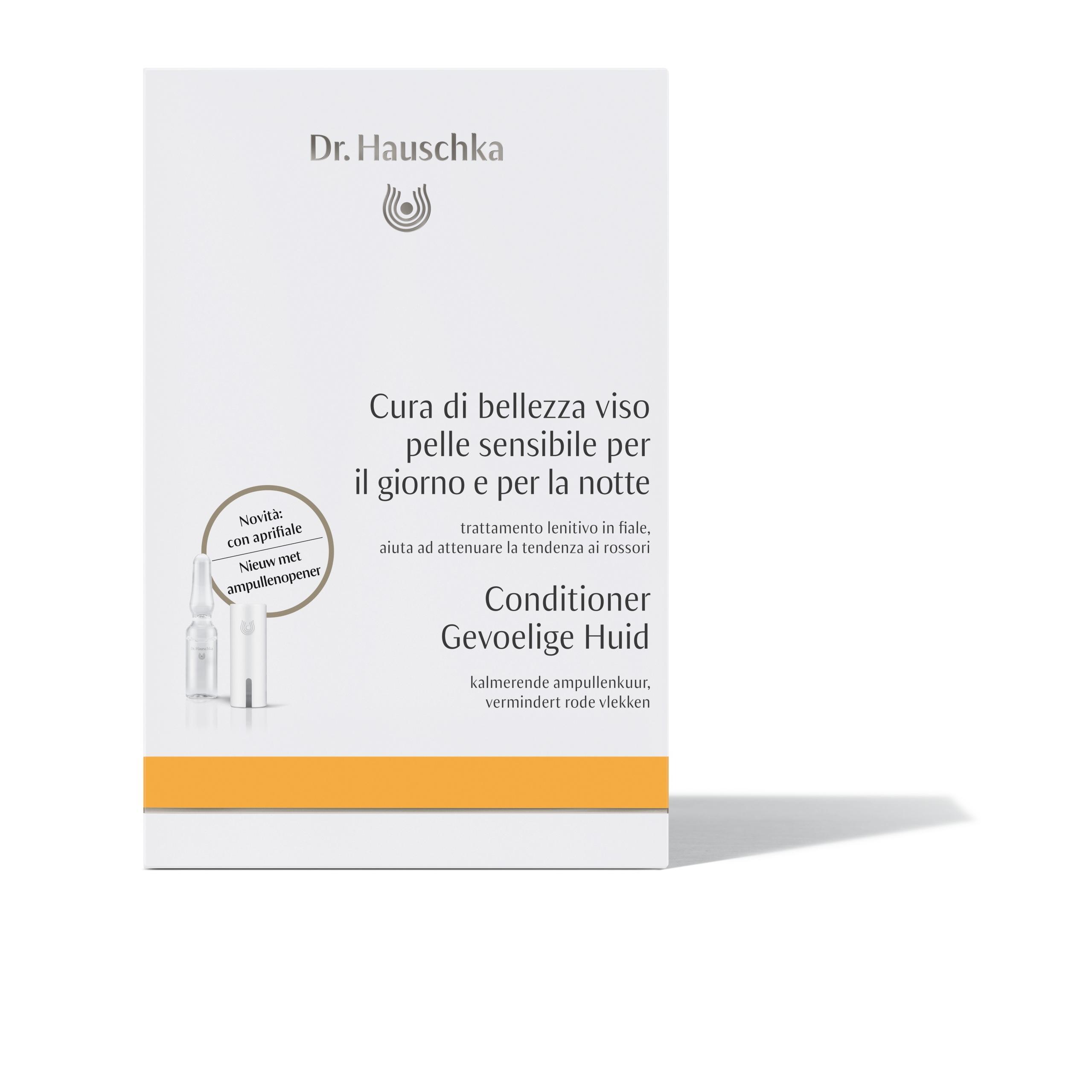 Dr Hauschka Conditioner Gevoelige Huid (voorheen Huidconditioner S) 50 ampullen