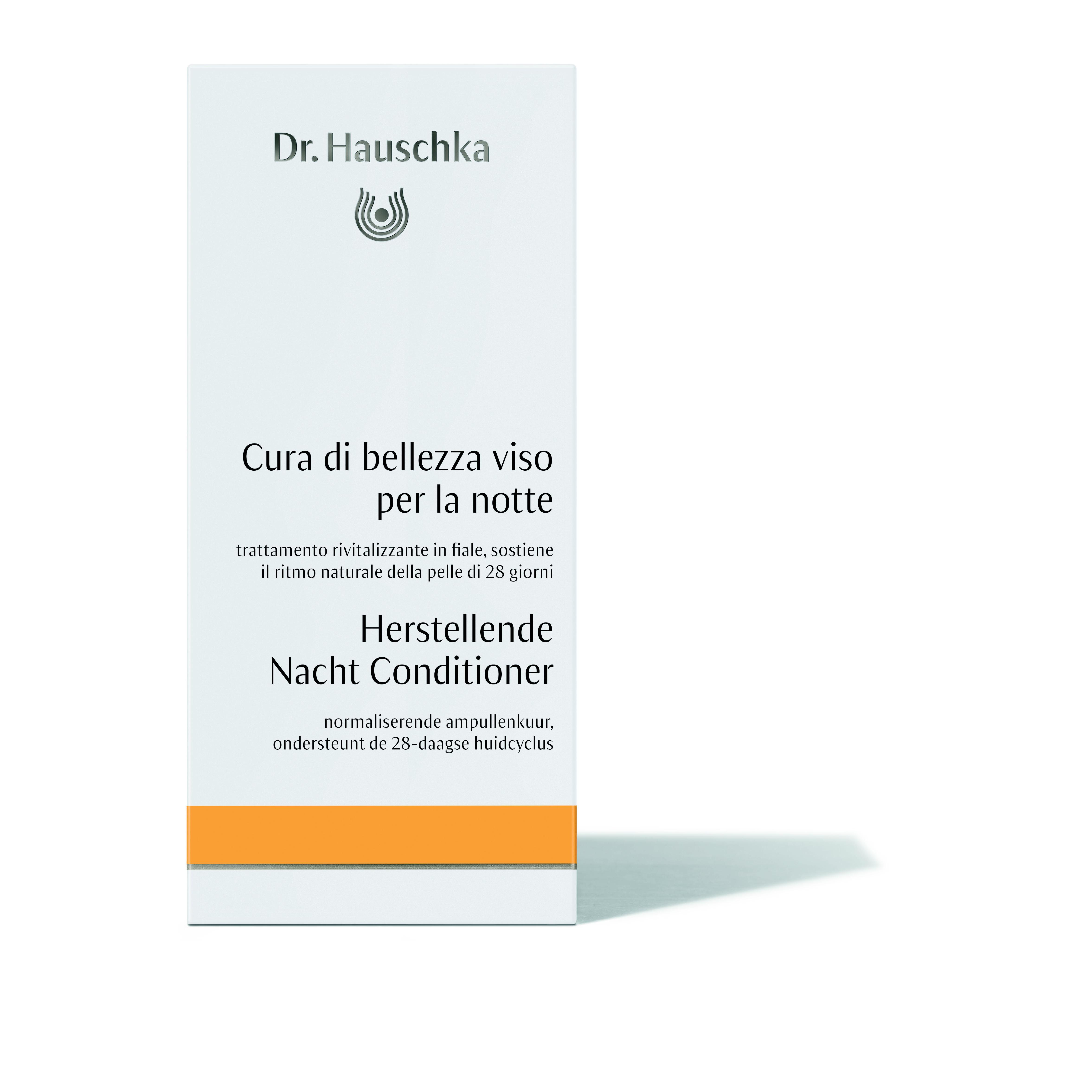 Dr Hauschka Herstellende Nacht Conditioner (voorheen: Huidconditioner N) 10 ml