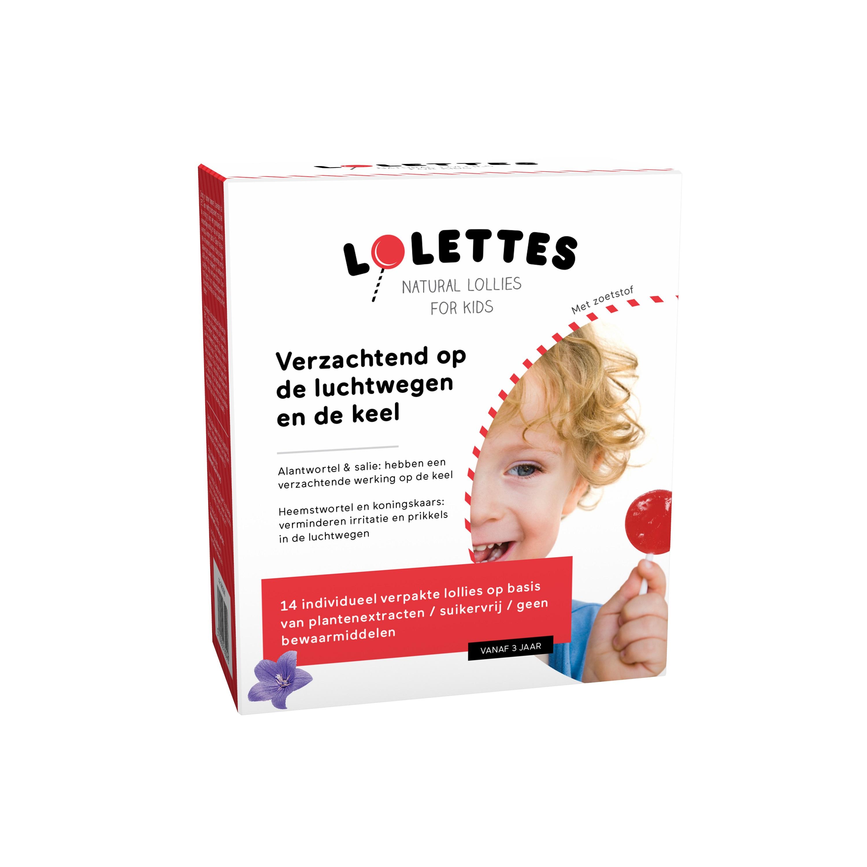Image of Lolettes Luchtwegen Keel