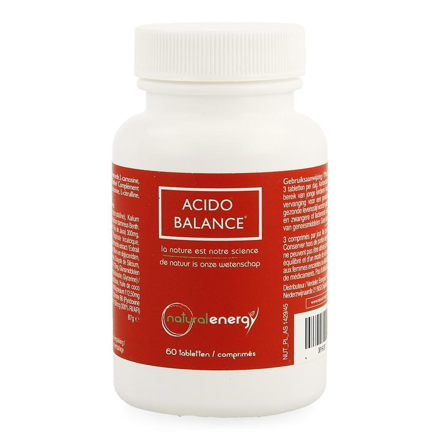 Image of Natural Energy Acido Balance
