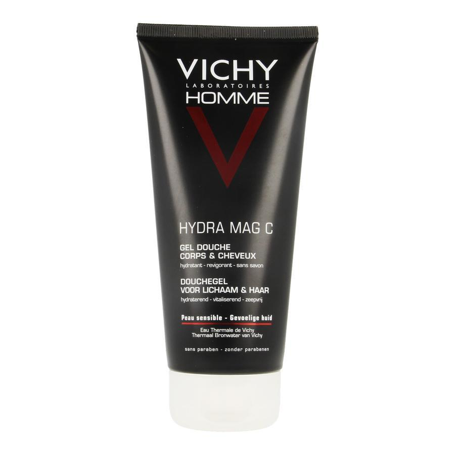 Vichy Homme Mag C Douchegel 200ml