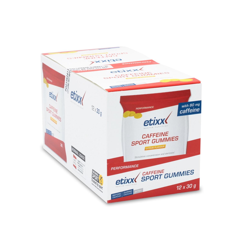 Image of Etixx Caféine Sport Gummies