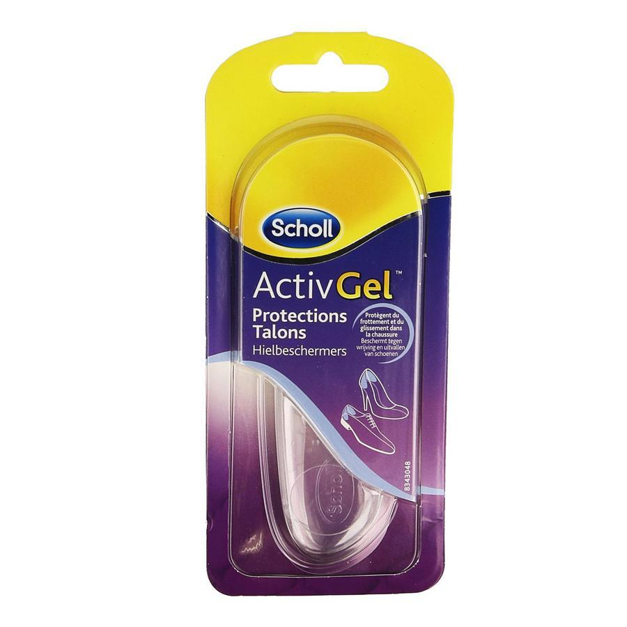 Image of Scholl ActivGel Protections de talon