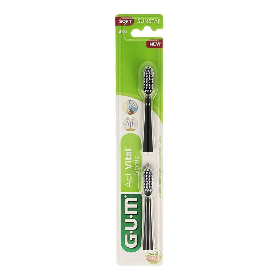 Image of Gum Activital opzetborstels