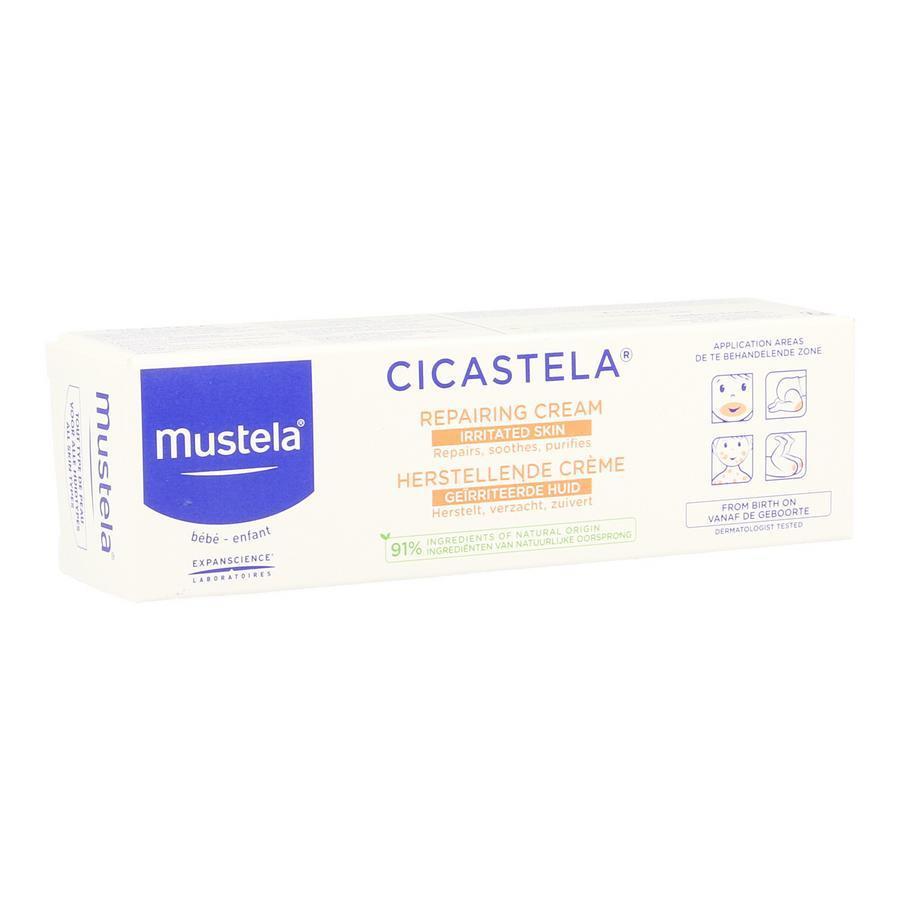 Image of Mustela Bébé Cicastela