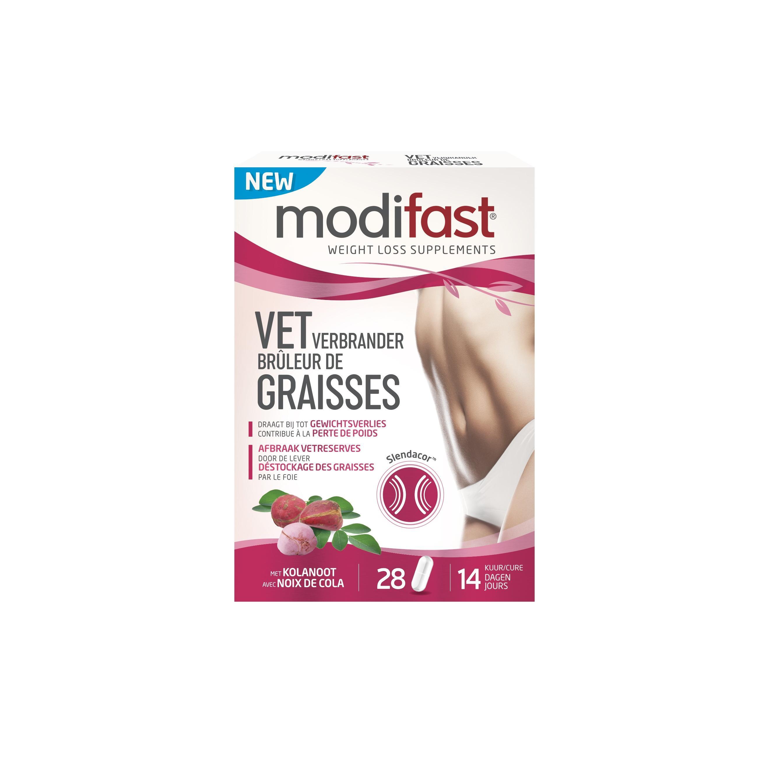 Image of Modifast Brûleur de graisse