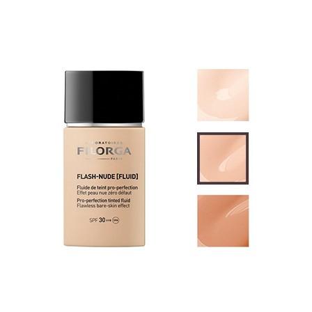 Image of Filorga Flash-Nude Fluide SPF30 01 nude beige