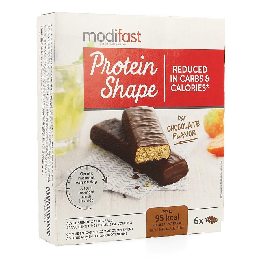 Image of Modifast Barre protéinée chocolat